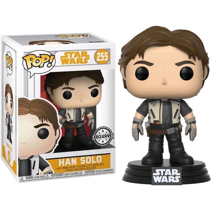 Funko POP o Figura POP Star Wars Solo Young Han Exclusive