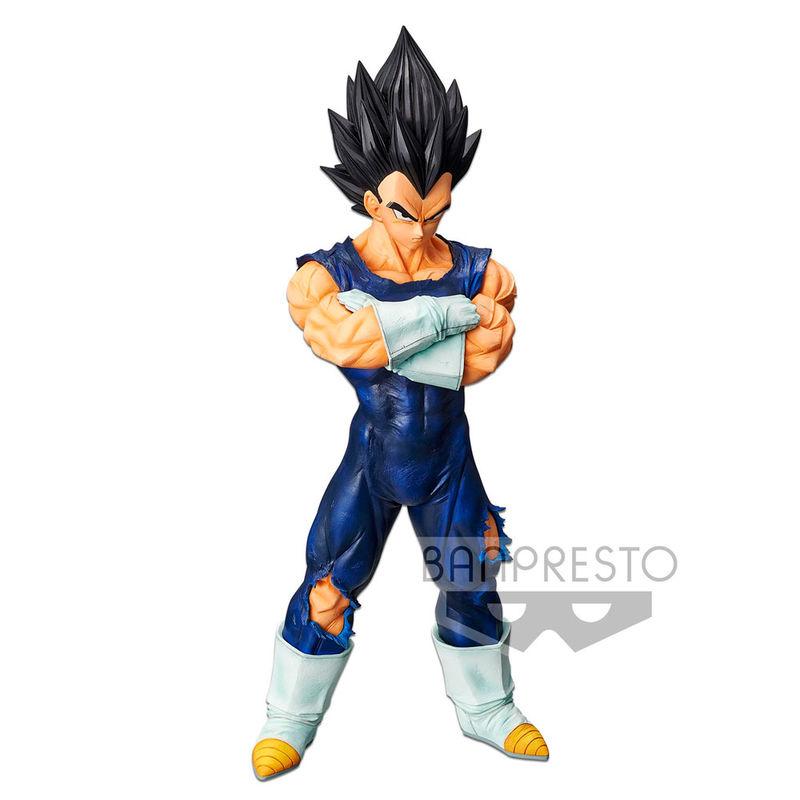 Figura Grandista Dragon Ball Z Nero Vegeta