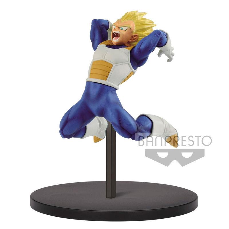 Figura Vegeta Super Saiyan Dragon Ball Super Chosen Shiretsuden Vol 1