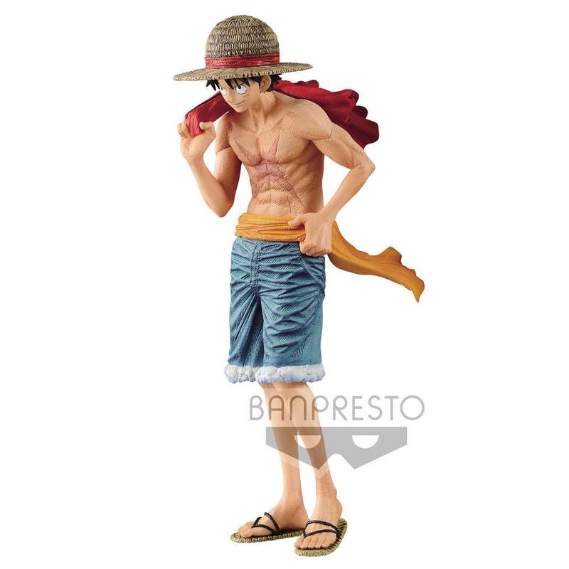 Figura Monkey D Luffy One Piece Magazine Vol 2 A