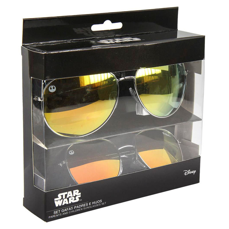 Set 2 gafas sol Star Wars