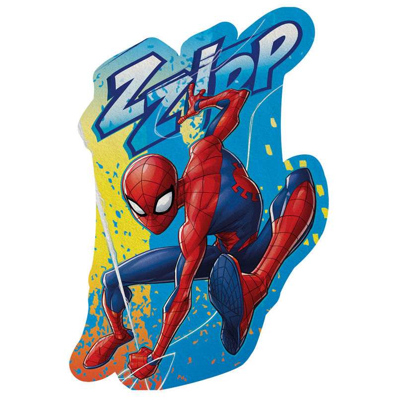 Toalla forma Spiderman Marvel 8435507814232