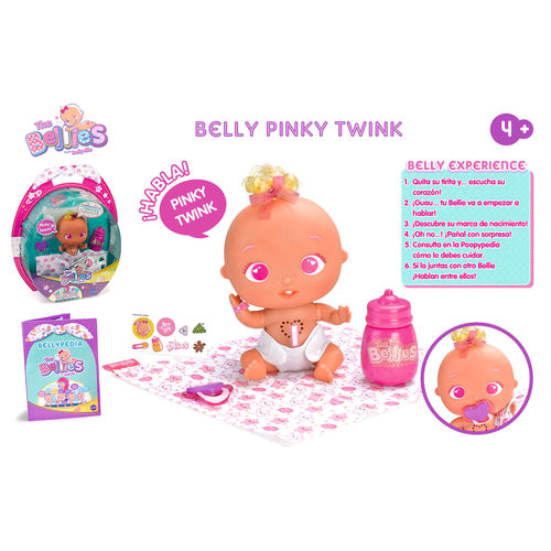 Famosa Pinky The Bellies Twink