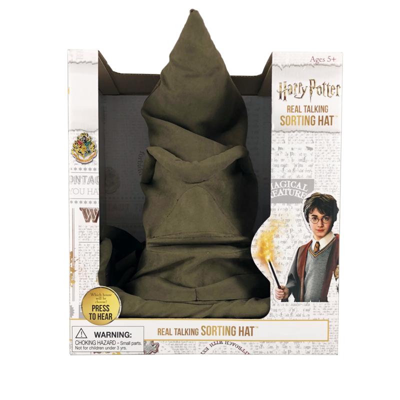 Sombrero Seleccionador Harry Potter español