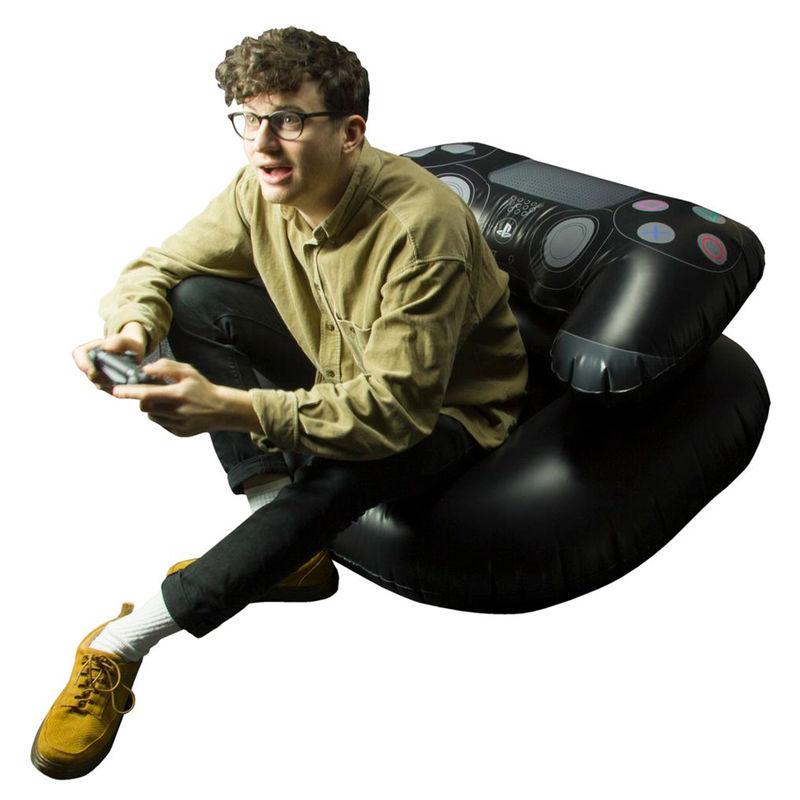 Sillon hinchable mando Playstation