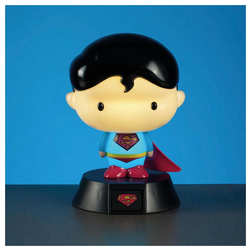 Lampara Superman DC Comics
