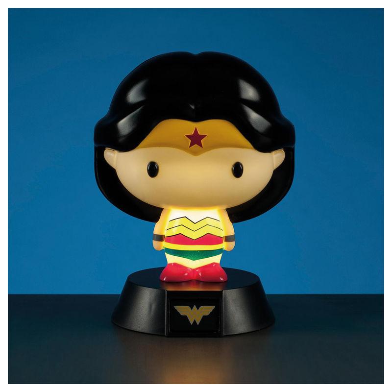 Lampara Wonder Woman DC Comics