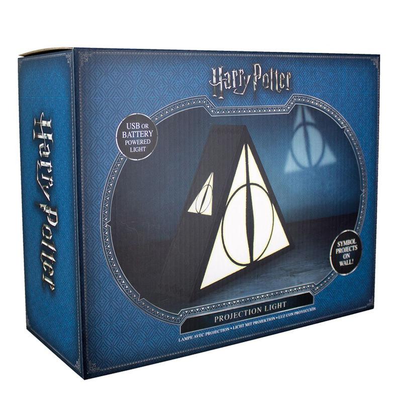 Lampara Reliquias de la Muerte Harry Potter