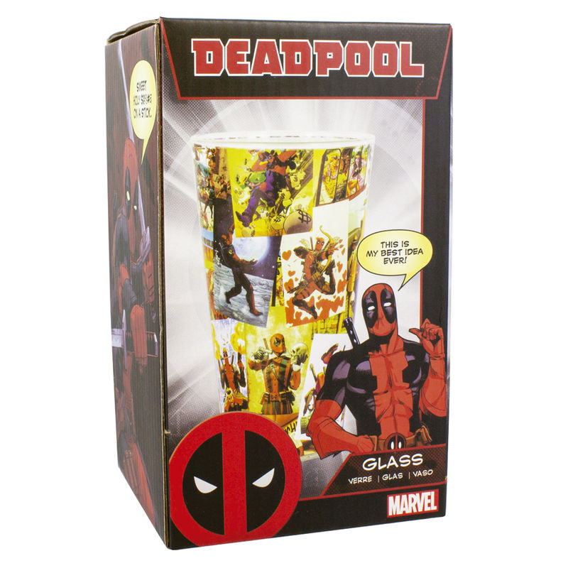Vaso Deadpool Marvel