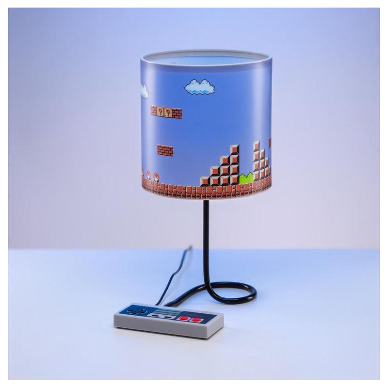 Lampara mesilla NES Nintendo