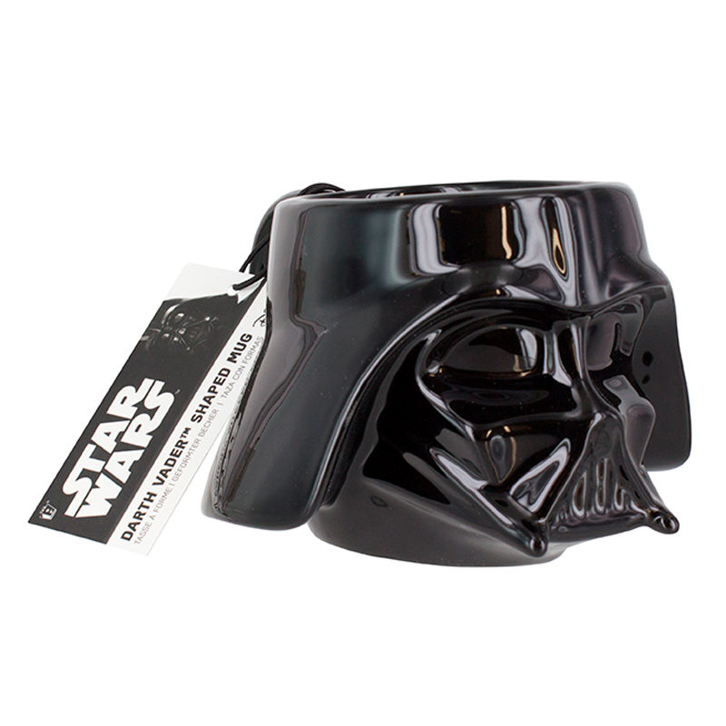 Taza 3D Darth Vader Star Wars 5055964710163