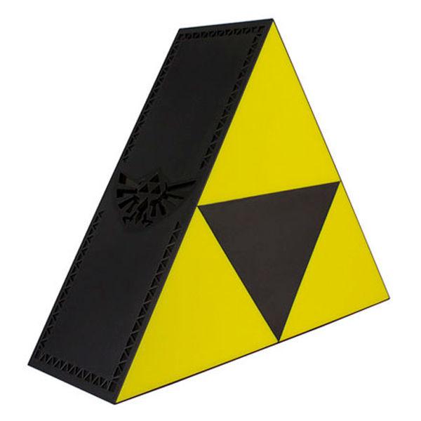 Lampara Triforce Zelda