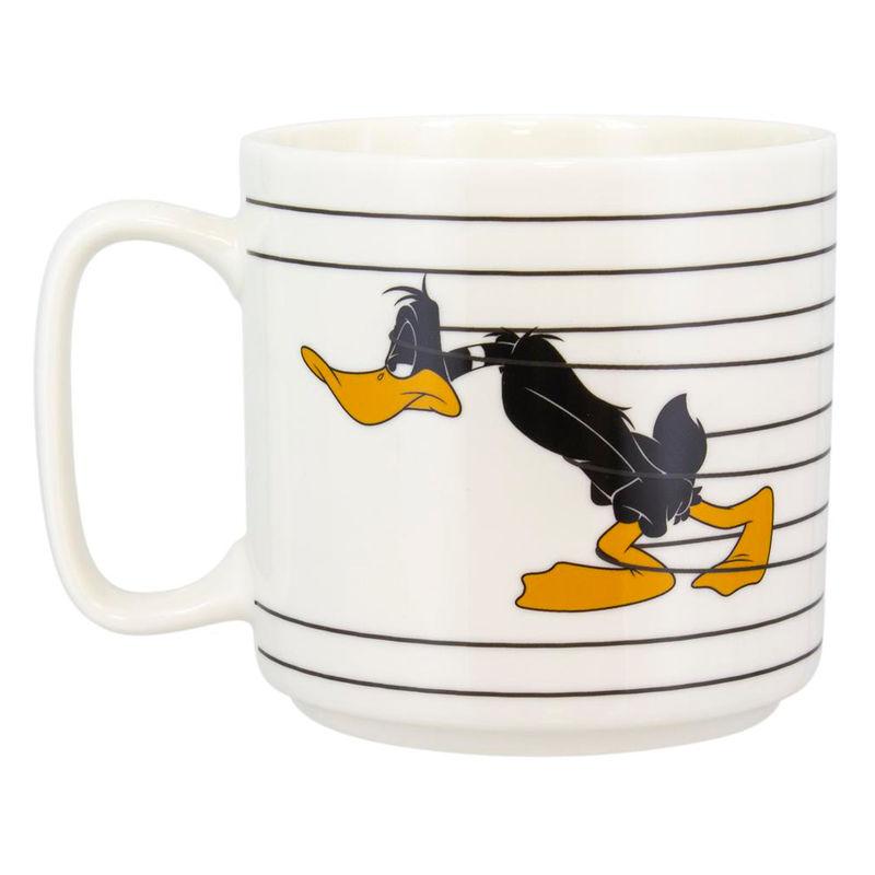Taza Pato Lucas Looney Tunes