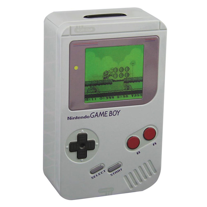 Hucha Game Boy Nintendo