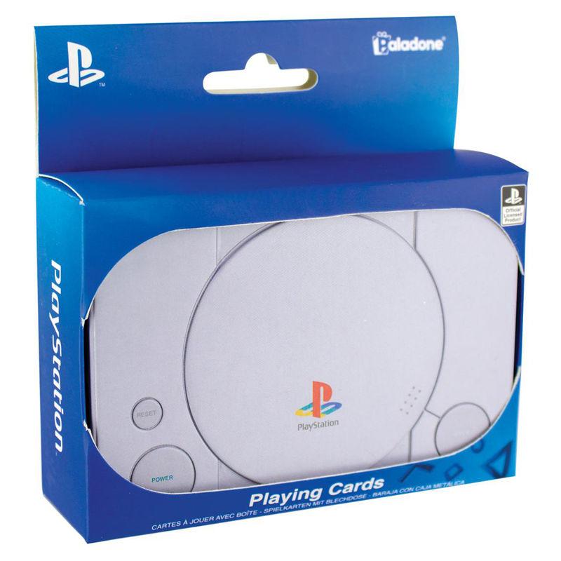 Baraja cartas PlayStation 5055964715410