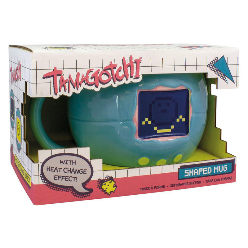 Taza 3D Tamagotchi