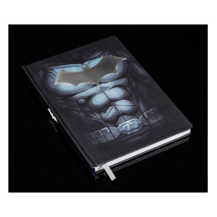 Libreta metalica Batman DC Comics