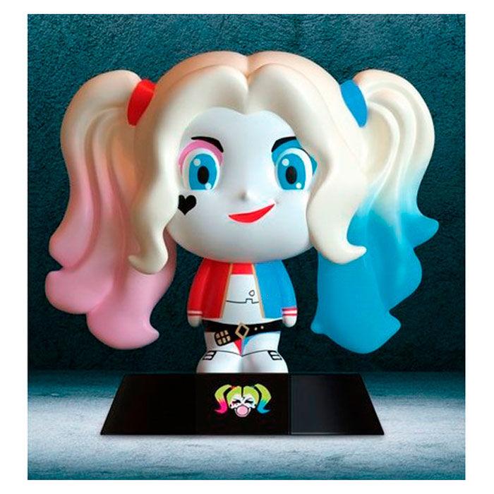 Mini lampara Harley Quinn DC Comics