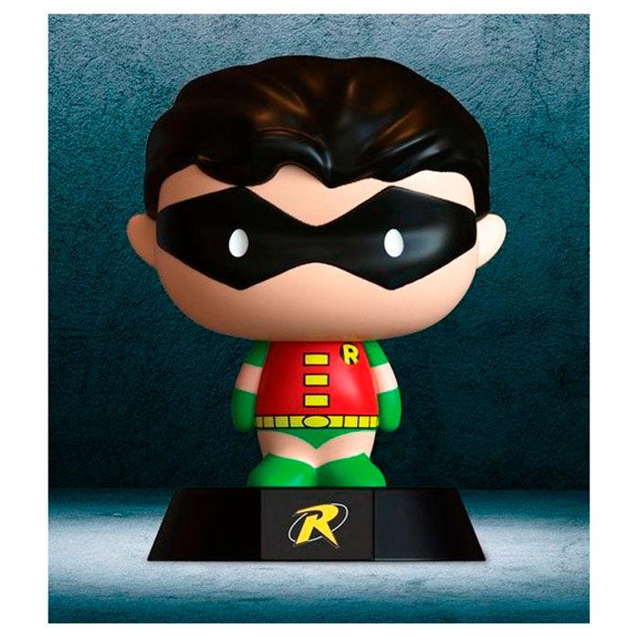 Mini Lampara Robin DC Comics