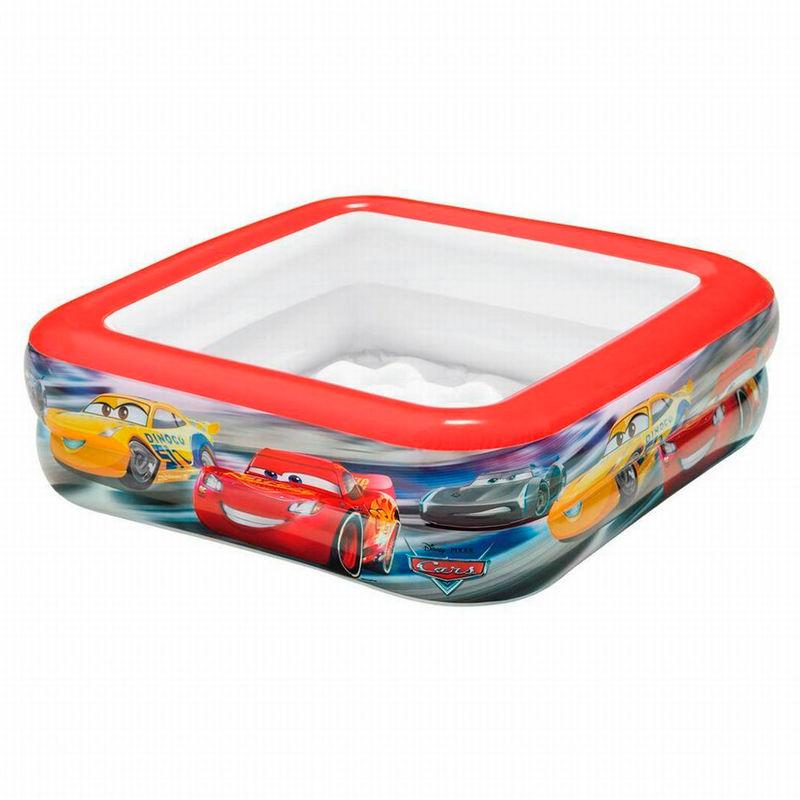 Piscina play box Cars Disney