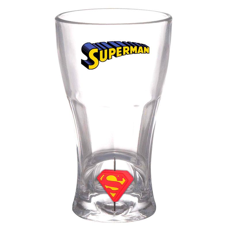 Vaso logo 3D Superman DC Comics