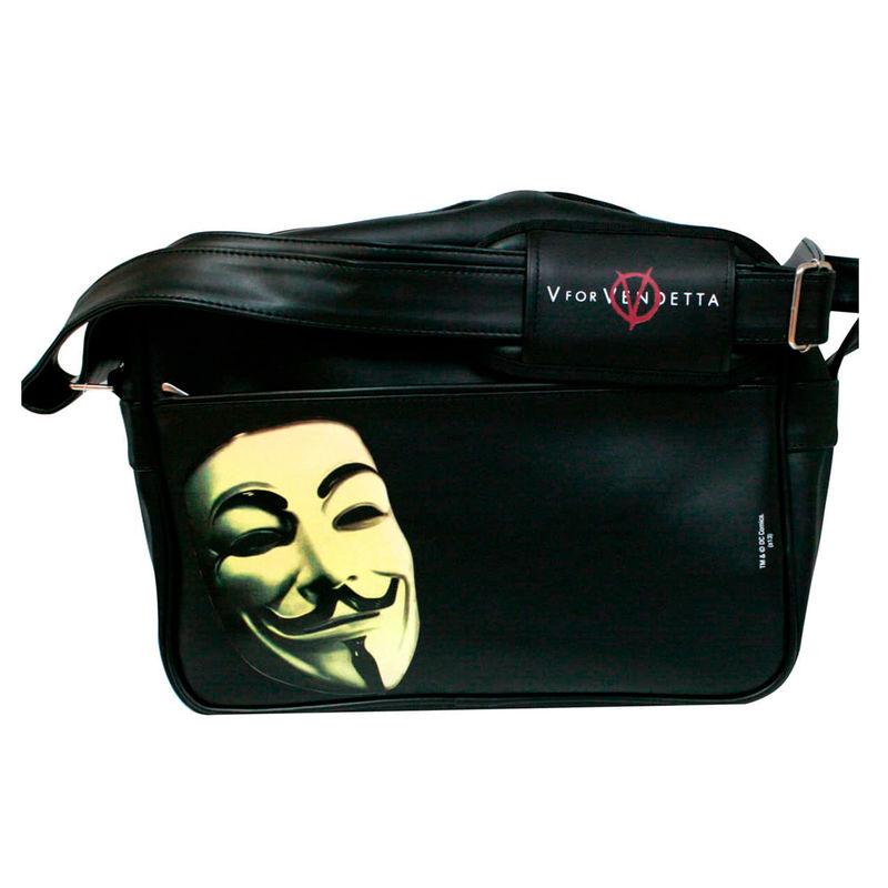 Bandolera mascara V de Vendetta
