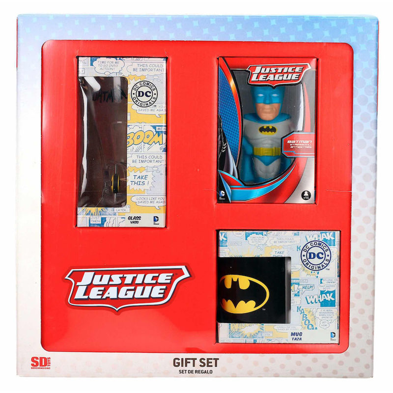Set regalo Batman DC Comics