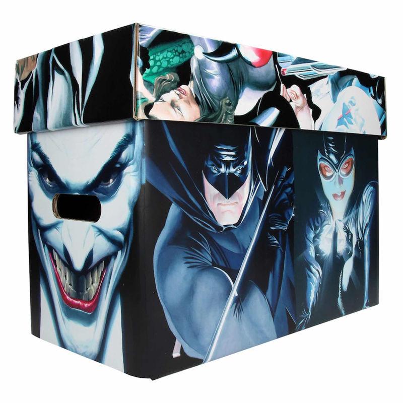 Caja comics personajes DC Comics
