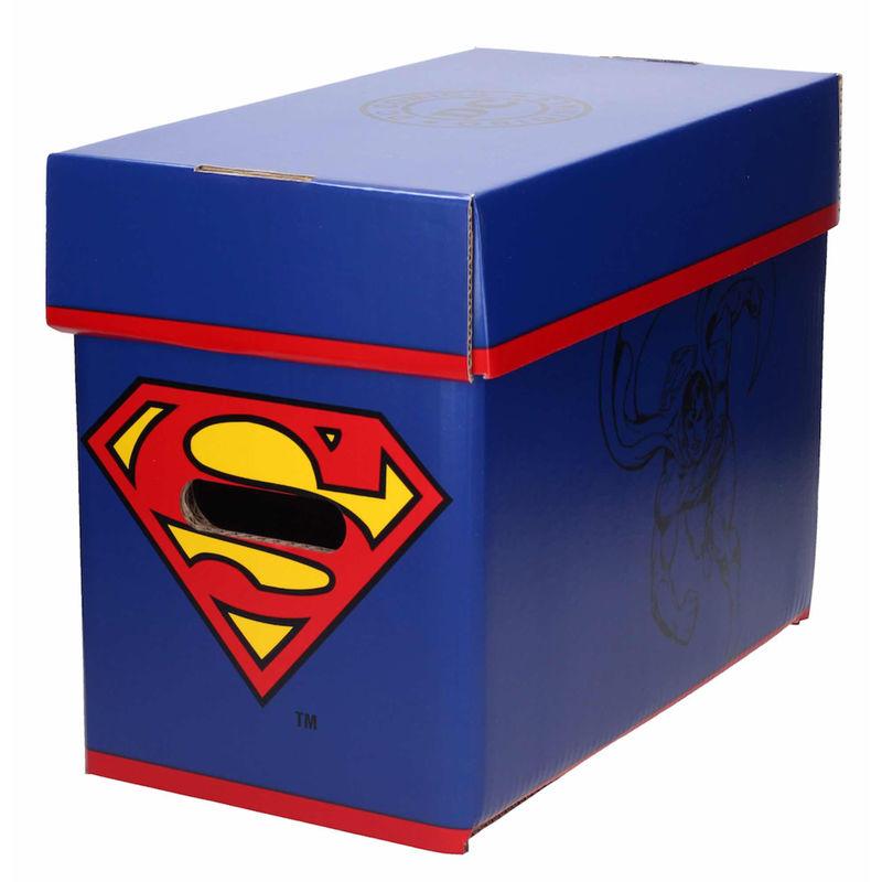 Caja comics Superman DC Comics
