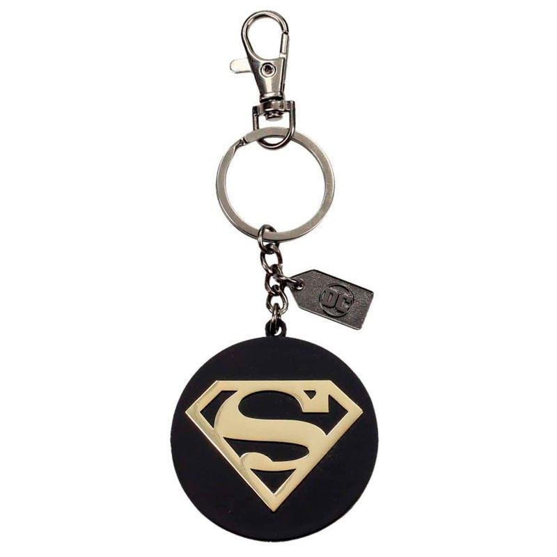 Llavero logo Superman DC Comics
