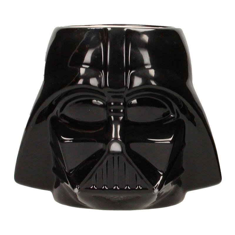 Taza 3D cabeza Darth Vader Star Wars