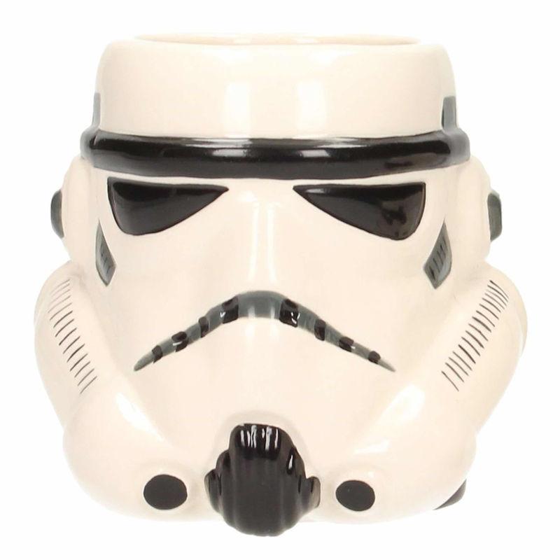 Taza 3D cabeza Stormtrooper Star Wars