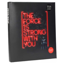 Diario luz y sonido The Force is Strong With You Star Wars