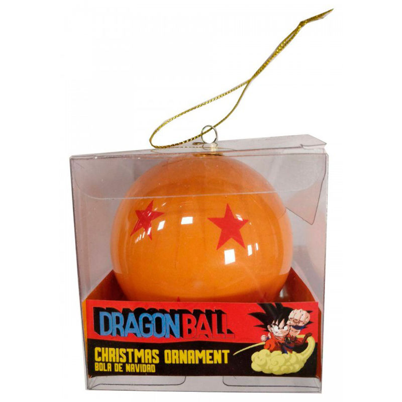 Bola Navidad 4 estrellas Dragon Ball