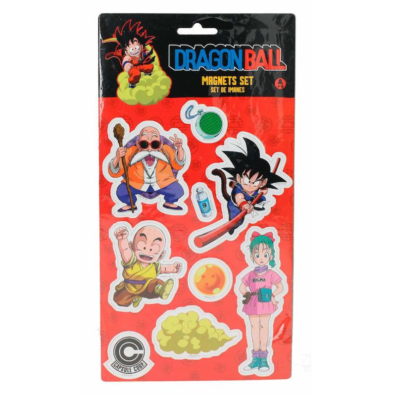 Set imanes Dragon Ball 8435450221521