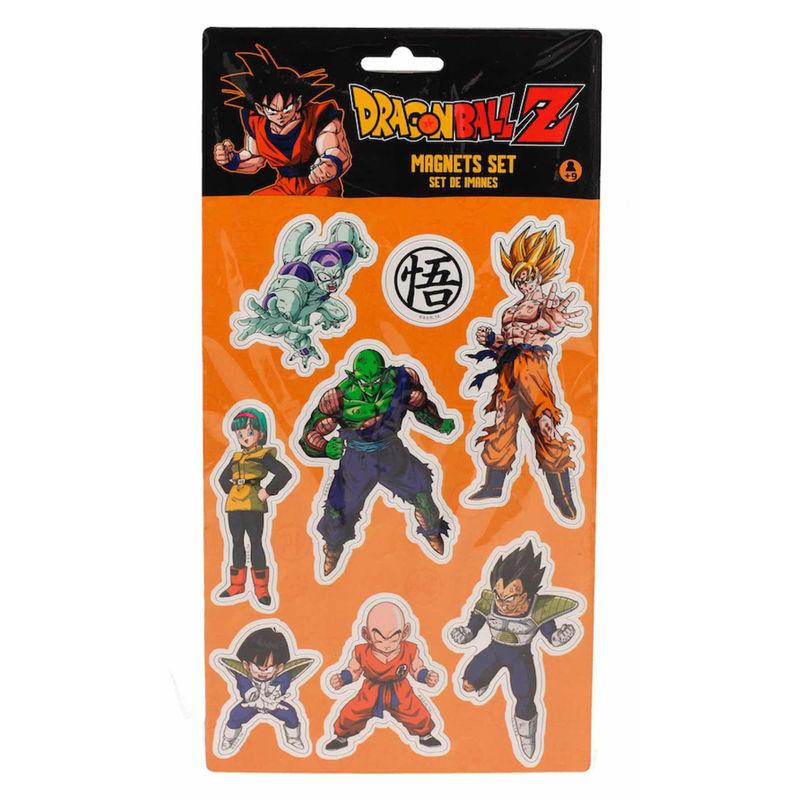 Set imanes Dragon Ball Z 8435450221538