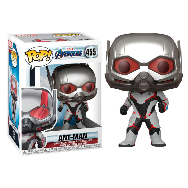 Figura POP Marvel Avengers Endgame Ant-Man