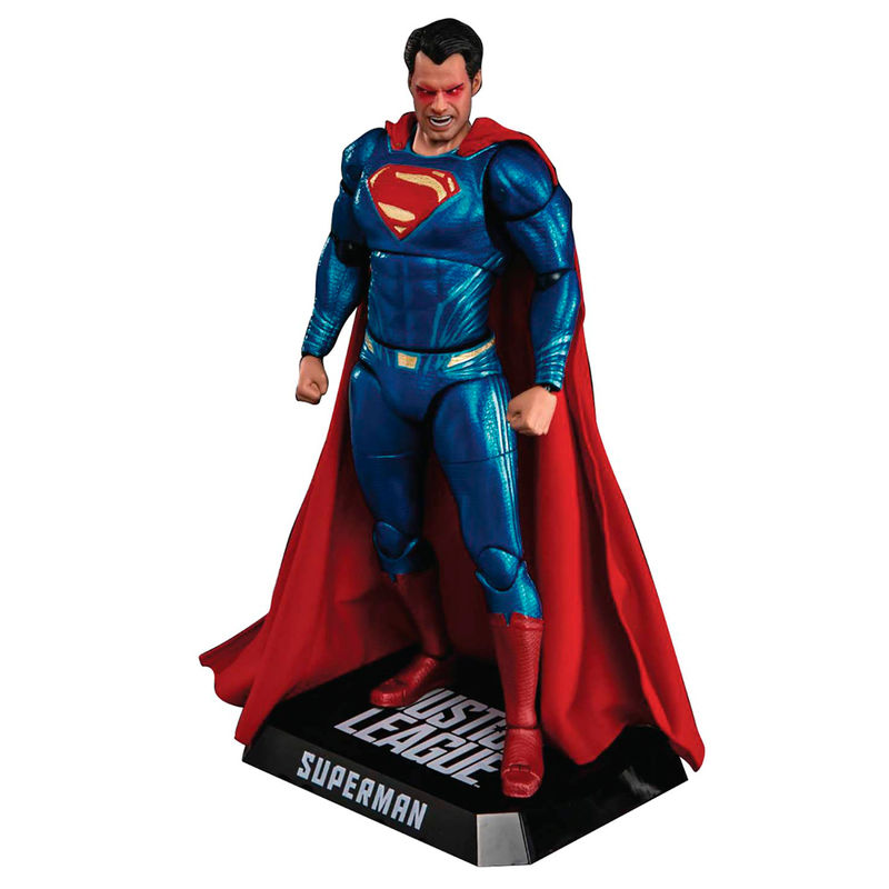 Figura Heroes Dinamicos Superman DC Comics
