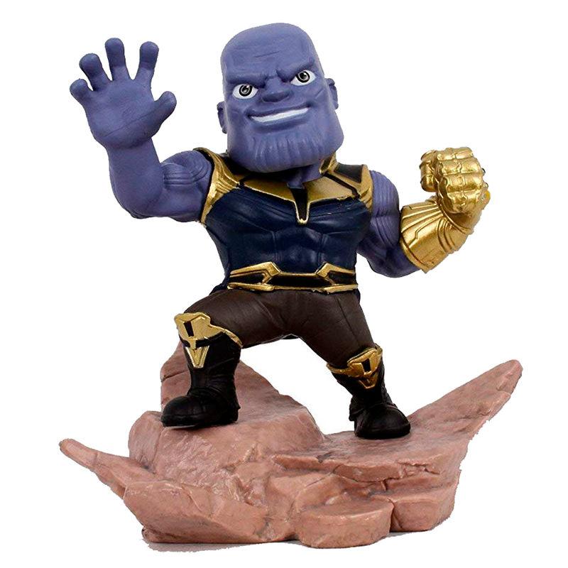 Figura Mini Egg Attack Thanos Vengadores Marvel
