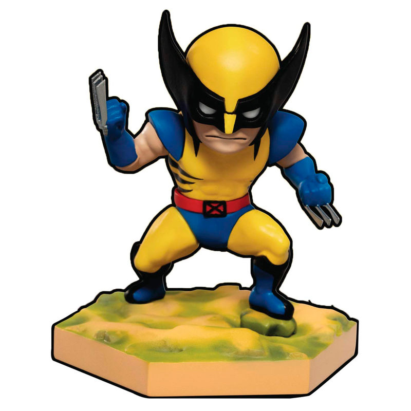 Figura Mini Egg Attack Lobezno Marvel