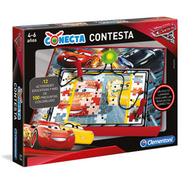 Conecta-Contesta Cars 3 Disney