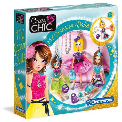 Crazy Chic-მომხიბლელი თოჯინების სამაჯური