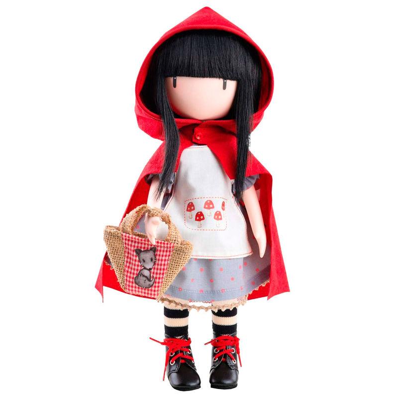 Muñeca Gorjuss Red Riding Hood 32cm
