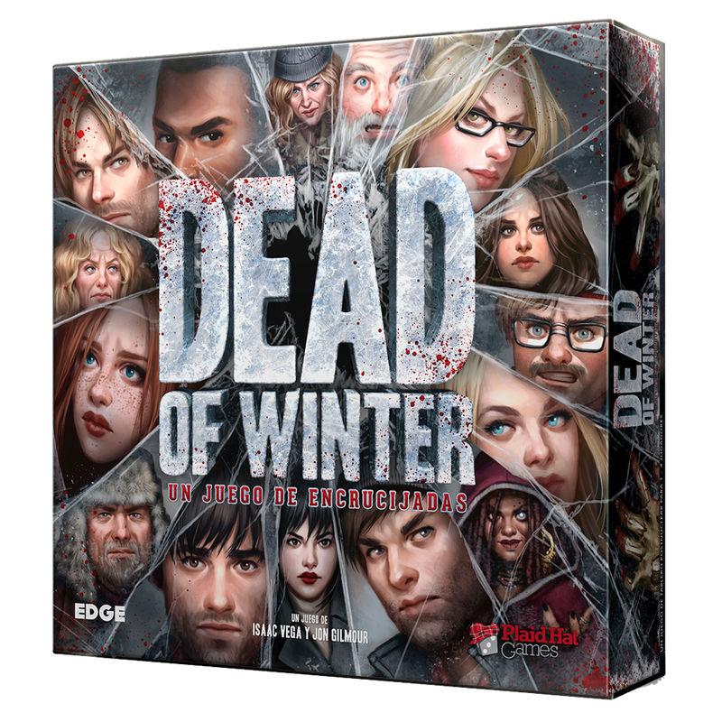 Juego mesa Dead of Winter