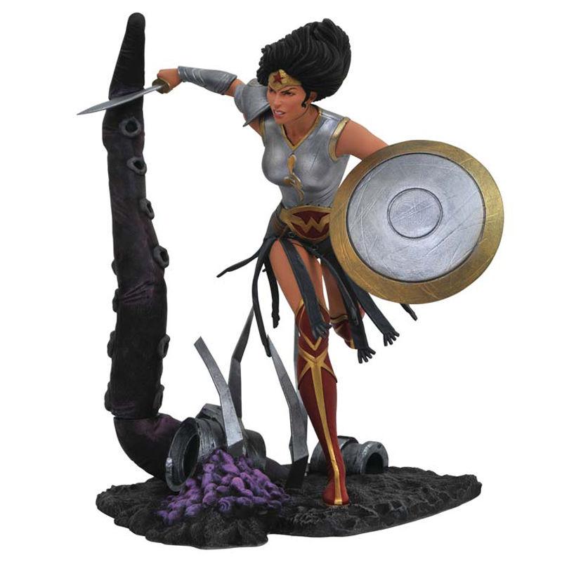 Figura Wonder Woman DC Comics Gallery diorama
