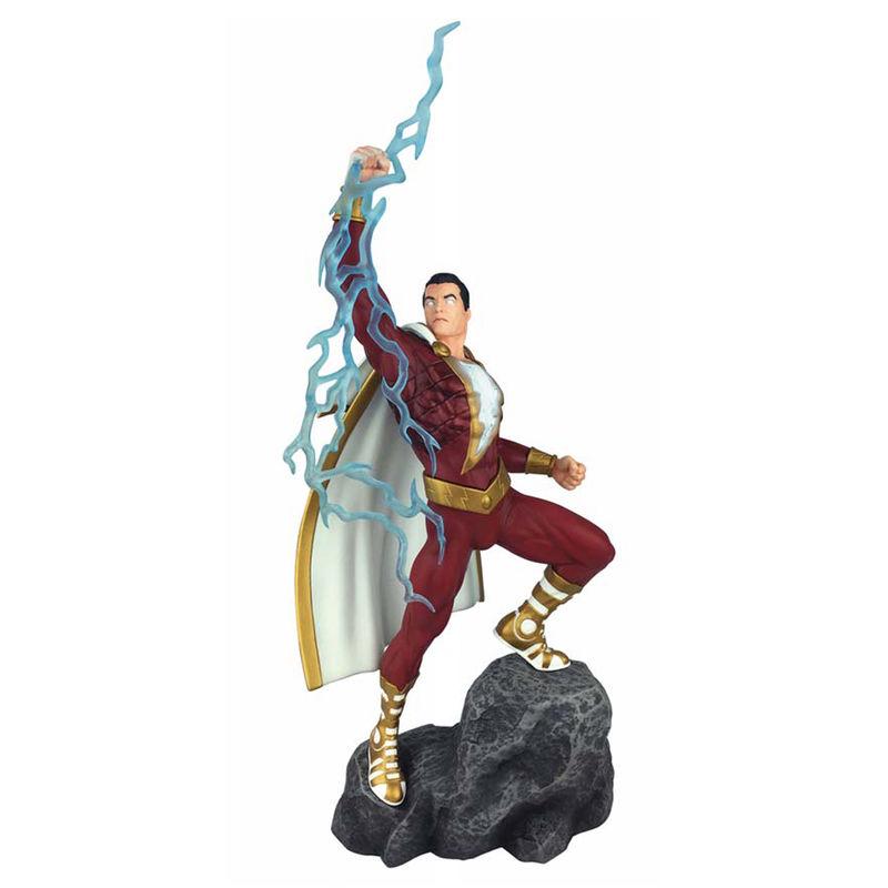 Estatua Shazam DC Comics Gallery diorama