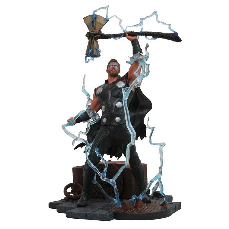 Figura Thor Vengadores Marvel diorama