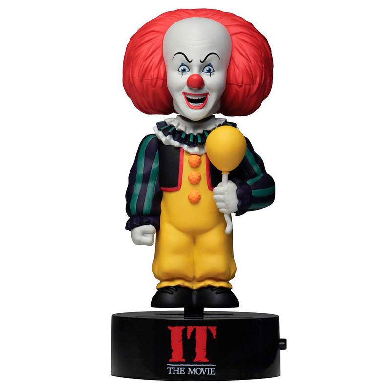 Figura Pennywise IT 1990 Body Knocker