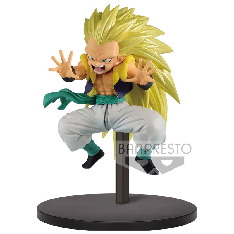 Figura Gotenks Super Saiyan 3 Dragon Ball Super