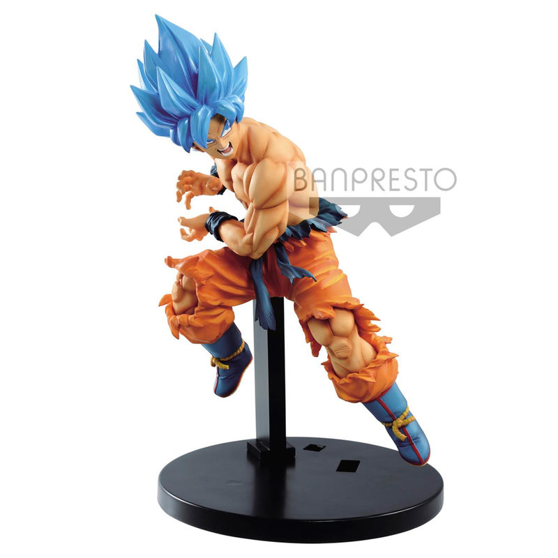 Figura Goku Super Saiyan Blue Dragon Ball Super Tag Fighters